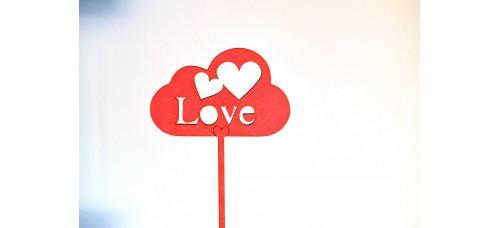 Топпер LOVE 2